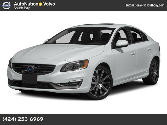 2015 Volvo S60 T5 Drive-E Platinum hill start assist traction control dynamic stability control