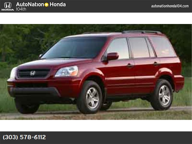 2003 Honda Pilot EX 130703 miles VIN 2HKYF18403H522357 Stock  1201693663 8490