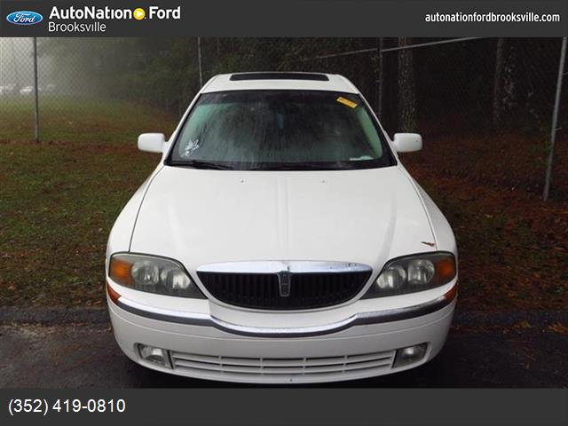 2002 Lincoln LS near Brooksville FL 34601 for $4,991.00