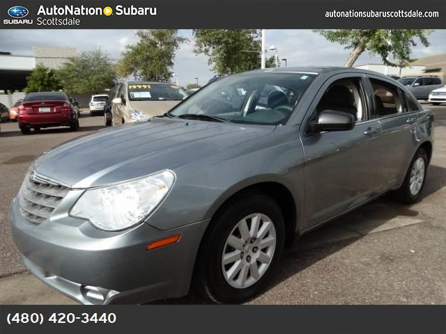 2008 Chrysler Sebring LX abs 4-wheel air conditioning power windows power door locks cruise c