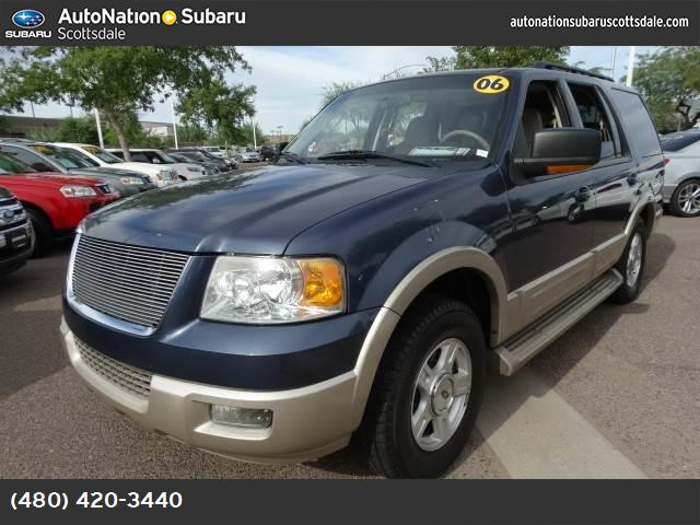 2006 Ford Expedition Eddie Bauer abs 4-wheel air conditioning air cond rear power windows pow