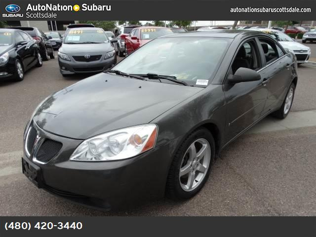 2007 Pontiac G6 G6 air conditioning power windows power door locks cruise control power steerin