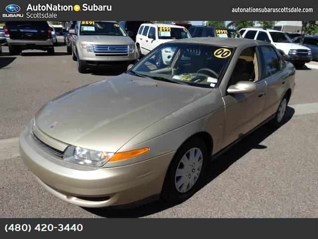 2000 Saturn LS  air conditioning power windows power door locks cruise control power steering