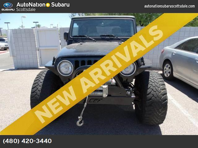 2006 Jeep Wrangler Unlimited LWB air conditioning power steering tilt wheel amfm stereo cd si