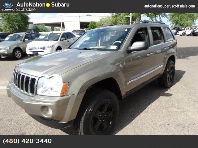 2005 Jeep Grand Cherokee Limited priced under kbb retail and ready for a new home comes with a smil