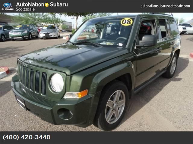 2008 Jeep Patriot Sport stability control abs 4-wheel air conditioning cruise control power s