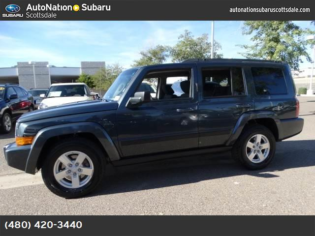 2008 Jeep Commander Sport stability control abs 4-wheel air conditioning power windows power