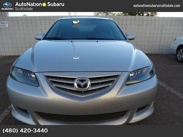 2005 Mazda Mazda6 Sport s priced below kbb retail and a clean carfax with no accidents  this mazda