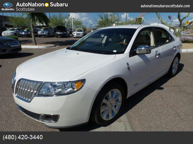 2011 Lincoln MKZ Hybrid 25l 16-valve i4 atkinson hybrid engine  std front wheel drive power st