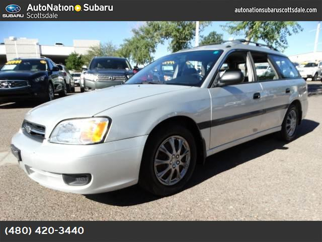 2002 Subaru Legacy Wagon L lots of features clean carfax and priced to sell quickly 182426 mile