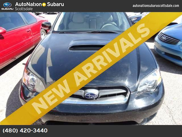 2005 Subaru Legacy Sedan Natl GT Ltd abs 4-wheel air conditioning power windows power door l