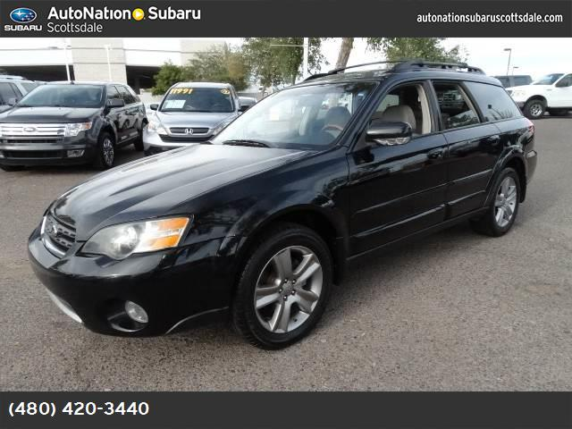 2005 Subaru Legacy Wagon Natl Outback R LL Bean Edition abs 4-wheel air conditioning power