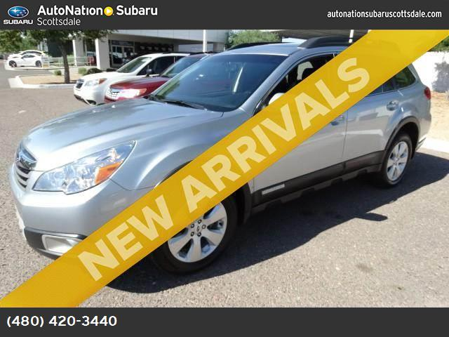 2012 Subaru Outback 25i Limited all weather pkg hill holder traction control vchl dynamic contr