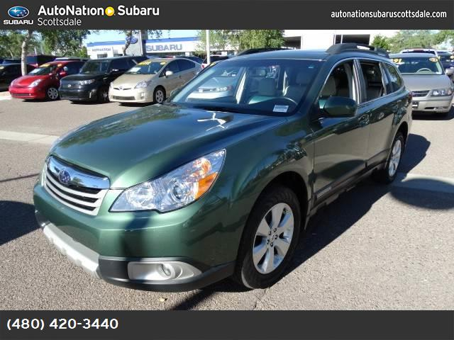 2011 Subaru Outback 25i Limited Pwr Moon all weather pkg hill holder traction control vchl dyna