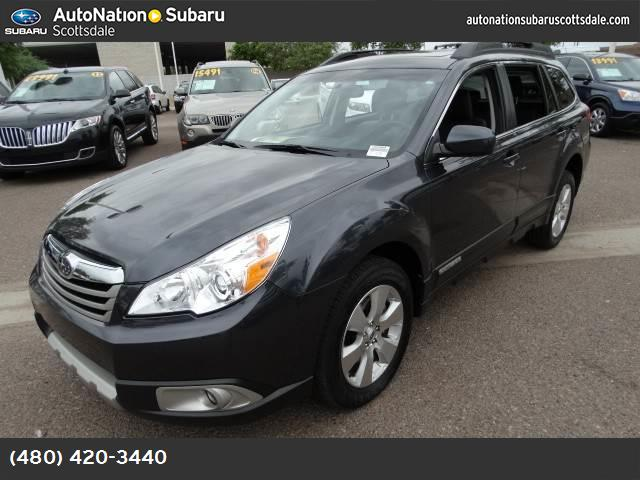 2012 Subaru Outback 36R Limited all weather pkg hill holder traction control vchl dynamic contr