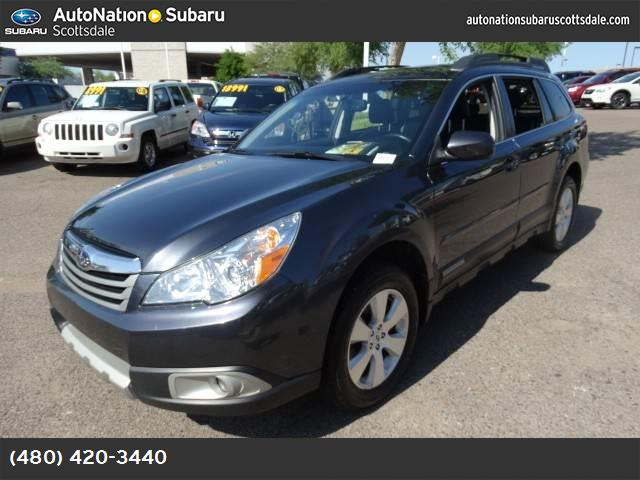 2011 Subaru Outback 36R Limited Pwr Moon hill holder traction control vchl dynamic control abs