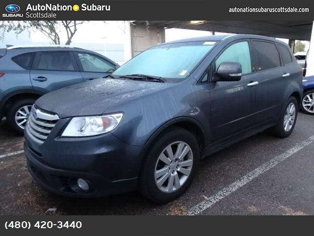 2012 Subaru Tribeca Limited all wheel drive power steering 4-wheel disc brakes aluminum wheels