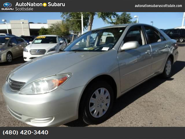 2003 Toyota Camry LE air conditioning power windows power door locks cruise control power steer