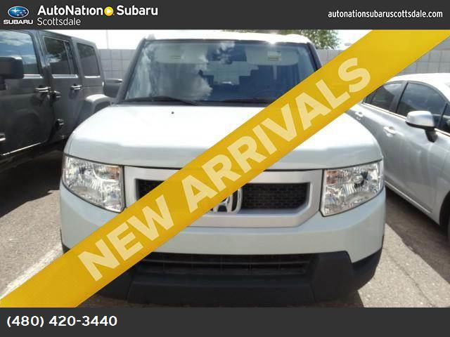 2010 Honda Element EX traction control stability control abs 4-wheel keyless entry air condit