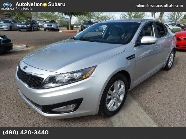 2012 Kia Optima EX keyless start front wheel drive power steering 4-wheel disc brakes aluminum