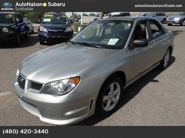 2006 Subaru Impreza Sedan i abs 4-wheel air conditioning power windows power door locks cruis