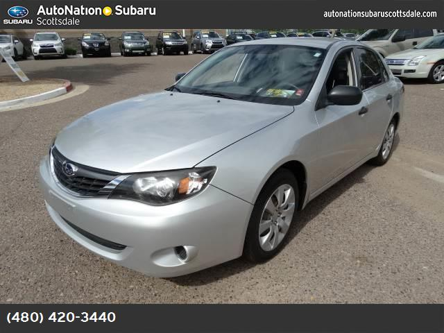 2008 Subaru Impreza Sedan Natl i hill start assist vchl dynamic control abs 4-wheel keyless