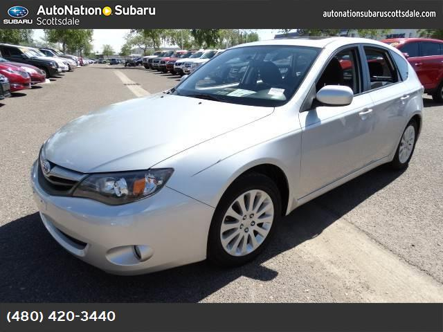 2011 Subaru Impreza Wagon 25i Premium hill start assist traction control vchl dynamic control a