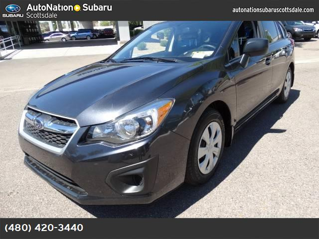 2012 Subaru Impreza Wagon 20i hill start assist control traction control vchl dynamic control a
