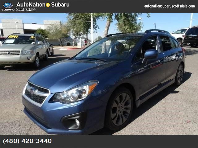 2013 Subaru Impreza Wagon 20i Sport Premium priced below kbb retail and loving life on the dirt sa