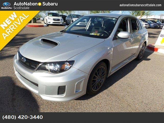 2011 Subaru Impreza Sedan WRX WRX turbocharged all wheel drive power steering 4-wheel disc brake