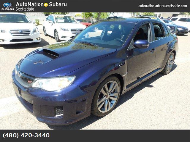 2012 Subaru Impreza Sedan WRX WRX STI 6mt sti short throw shifter alloy wheel locks auto-dimming