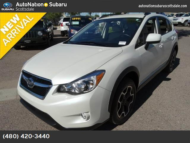 2014 Subaru XV Crosstrek Premium all weather pkg hill start assist control traction control stab