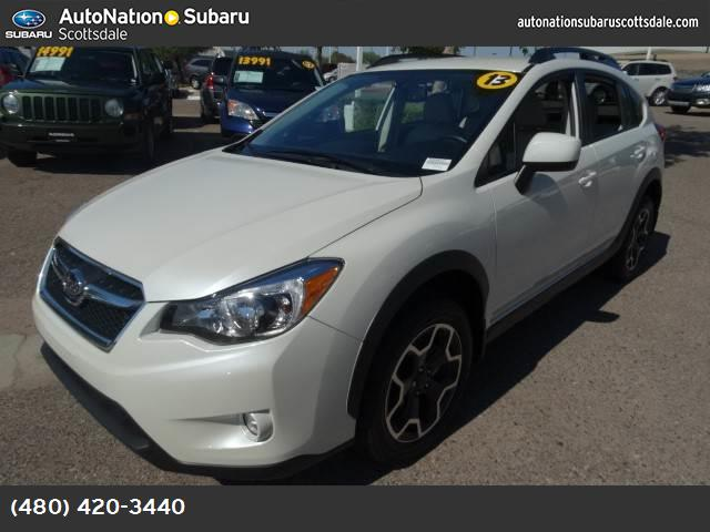 2013 Subaru XV Crosstrek Limited perfect az color combo to keep you cool and loaded full of good ti