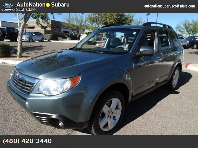 2009 Subaru Forester Natl X LL Bean Ed hill start assist traction control vchl dynamic contro