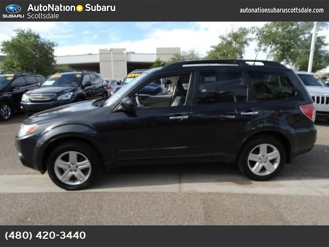 2010 Subaru Forester 25X Limited i love the look feel touch smell and scent of this super limited