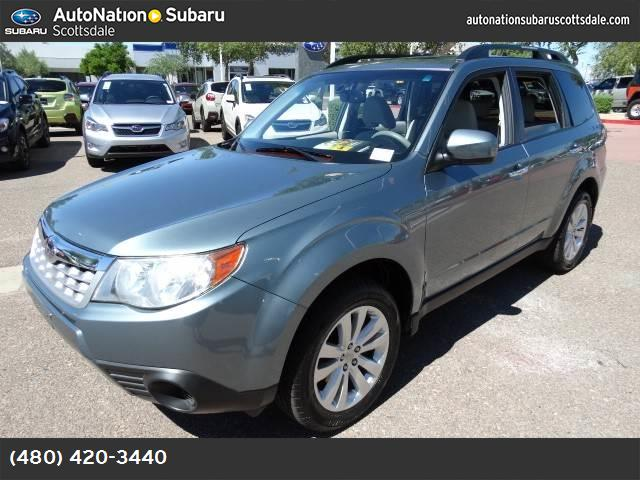 2011 Subaru Forester 25X Premium all weather pkg hill start assist traction control vchl dynami