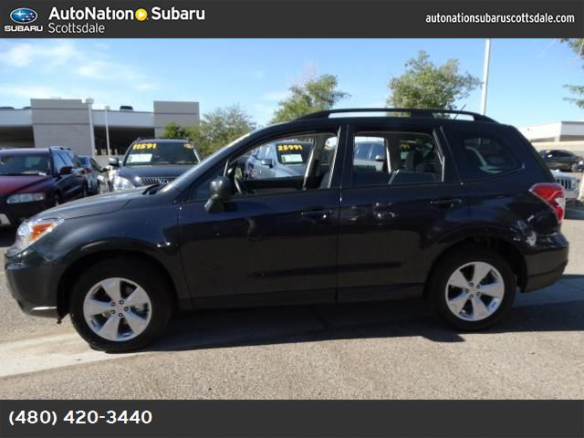 2015 Subaru Forester 25i traction control vchl dynamic control abs 4-wheel keyless entry air