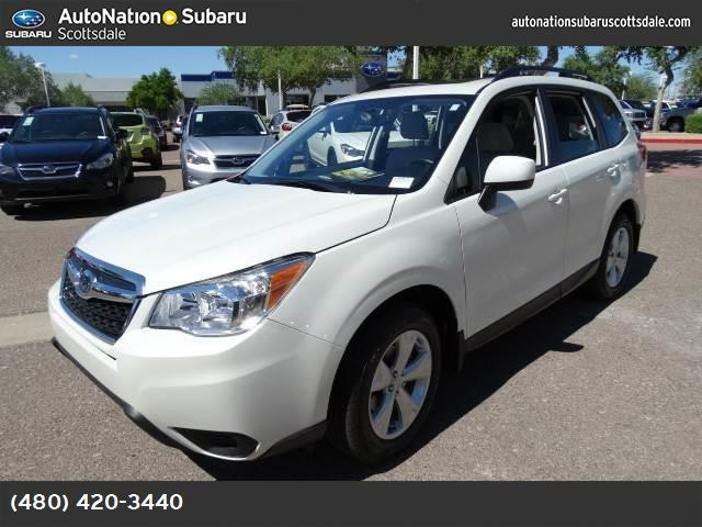 2014 Subaru Forester 25i Premium all weather pkg hill start assist control traction control vch