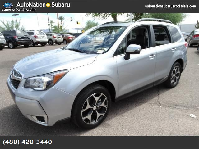 2014 Subaru Forester 20XT Touring all weather pkg power liftgate release hill descent control t