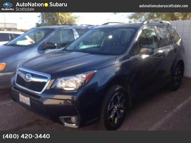 2014 Subaru Forester 20XT Touring turbocharged all wheel drive power steering abs 4-wheel disc