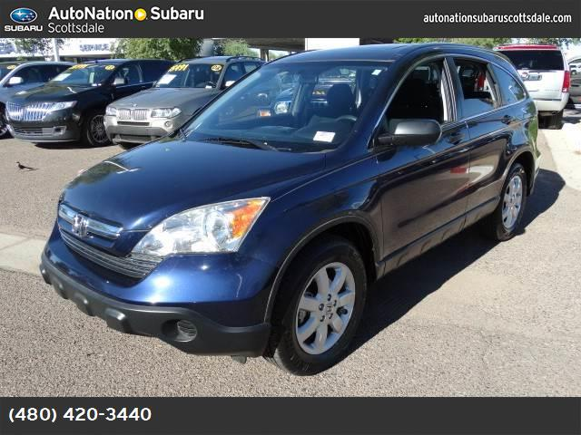 2007 Honda CR-V EX traction control stability control abs 4-wheel air conditioning power wind