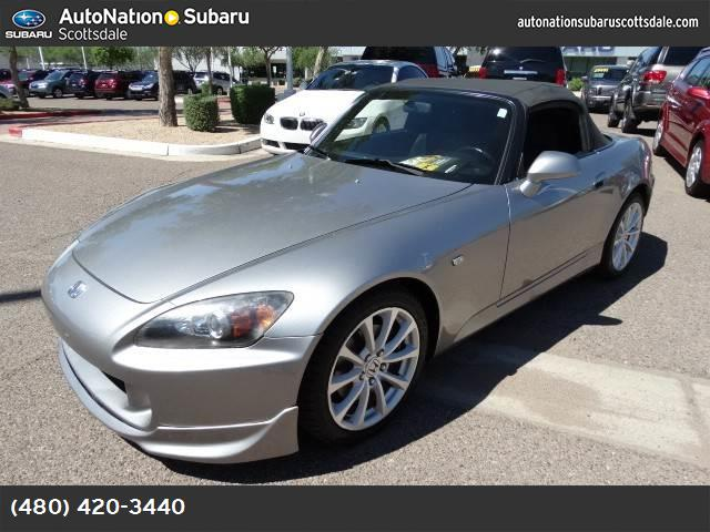 2006 Honda S2000  abs 4-wheel air conditioning power windows power door locks cruise control