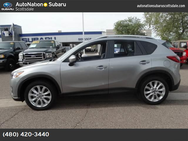 2013 Mazda CX-5 Grand Touring blind-spot monitor hill start assist control traction control dyna