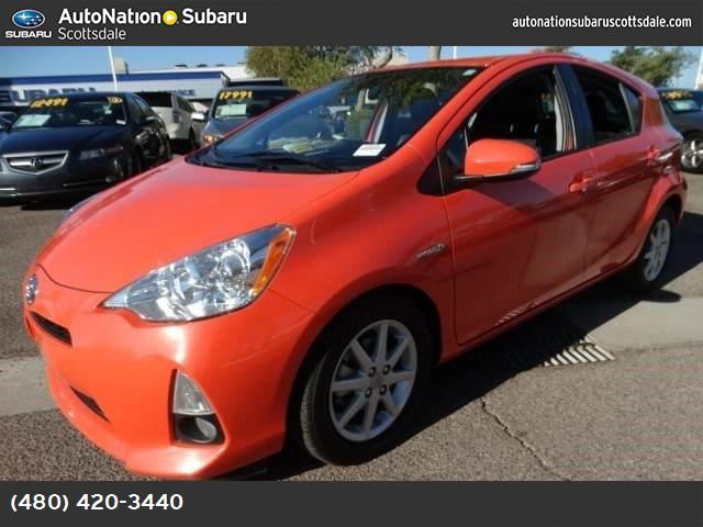 2012 Toyota Prius c One hill start assist traction control stability control abs 4-wheel keyl