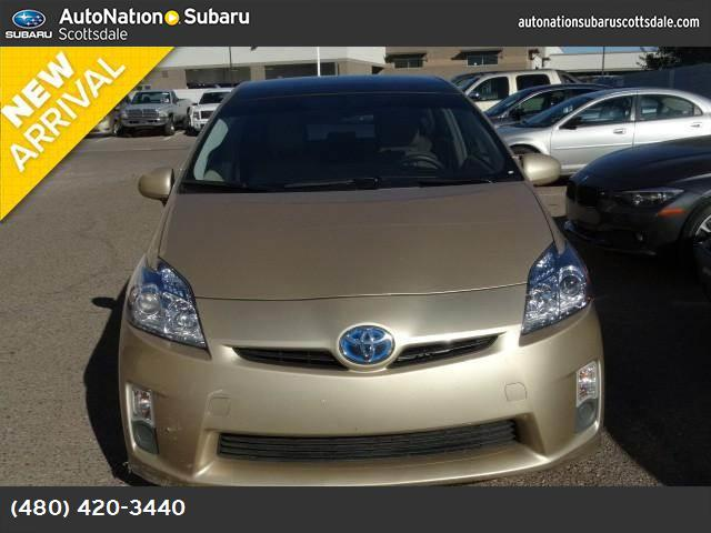 2010 Toyota Prius IV traction control stability control abs 4-wheel keyless start air conditi