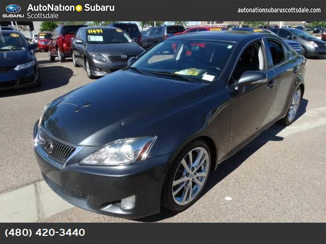 2009 Lexus IS 250  priced right and looks sexy gray on black leather 114550 miles VIN JTHBK2622