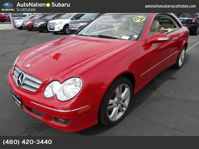 2009 Mercedes CLK-Class 35L traction control electronic stability control abs 4-wheel keyless