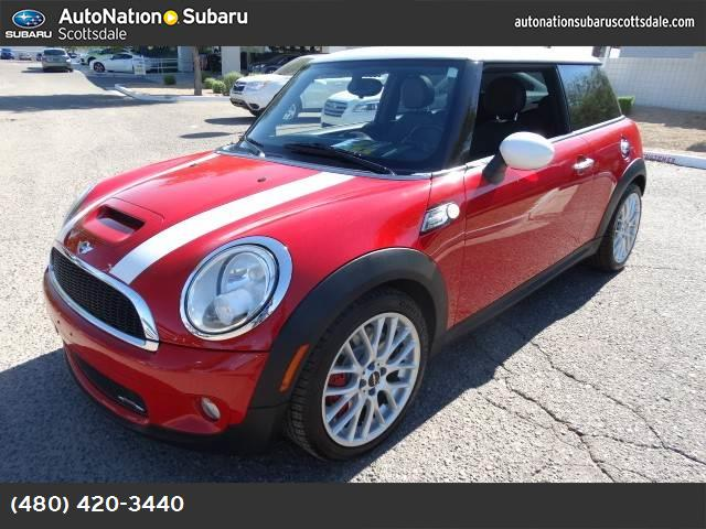 2009 MINI Cooper Hardtop John Cooper Works traction control dynamic stability control abs 4-whee