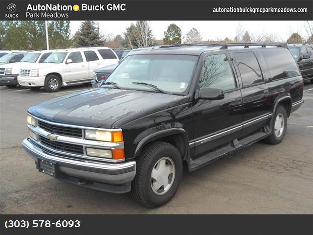 1999 Chevrolet Suburban near Lonetree CO 80124 for $2,500.00