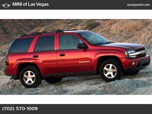 2003 Chevrolet TrailBlazer LT 114612 miles VIN 1GNDS13SX32391950 Stock  1179004016 5995